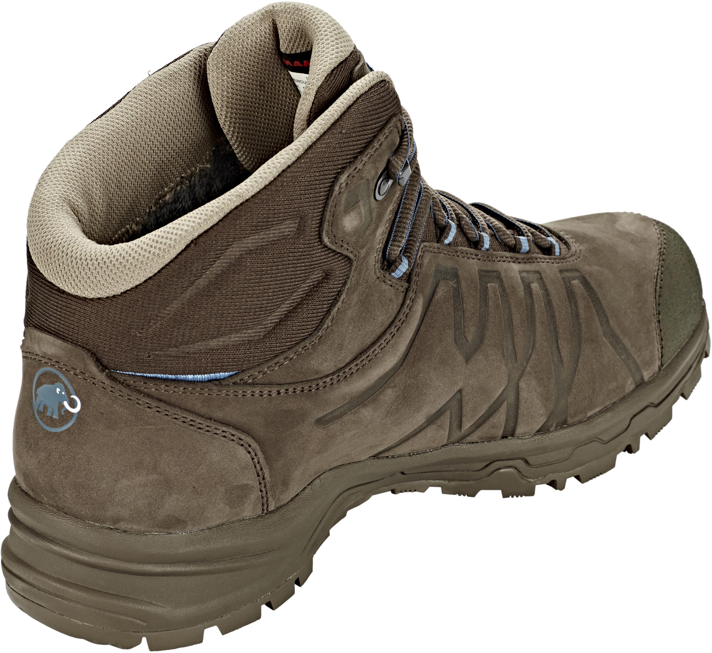 sale neue Produkte für toller Rabatt für Mammut Mercury III Mid GTX Shoes Men bark-dark cloud